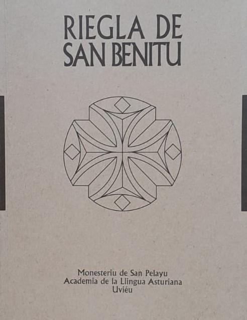 RIEGLA DE SAN BENITU